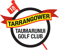 Taumarunui Golf Club Logo